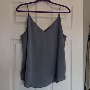 Express gray Barcelona cami large